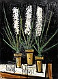 Bernard Buffet Jacinthes en Pots, Bernard Buffet, Click for value