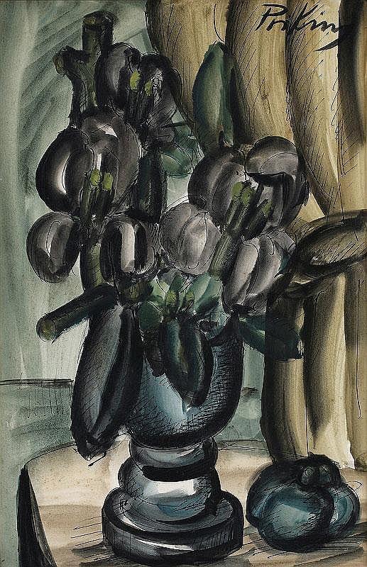 Franz Priking, Bouquet de fleurs