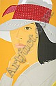 Alex Katz, The Red Band (Maravell 116) screenprint, Alex Katz, Click for value