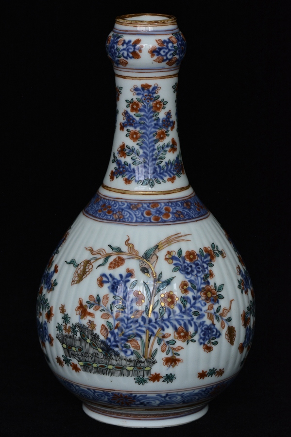 $1 Chinese Porcelain Vase 18th C