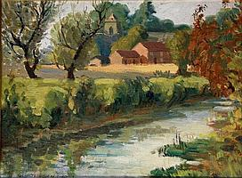 Roland F Spencer Ford (British, 1902-1990)-'An