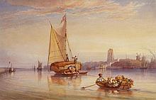 Attributed to Samuel Austin (British, 1796-1834) -