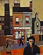 Peter Stanaway (b.1943); 'Open All Hours', oil on, Peter Stanaway, Click for value