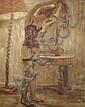 Sheila Tiffin (b.1952); erotic study of a, Sheila Tiffin, Click for value