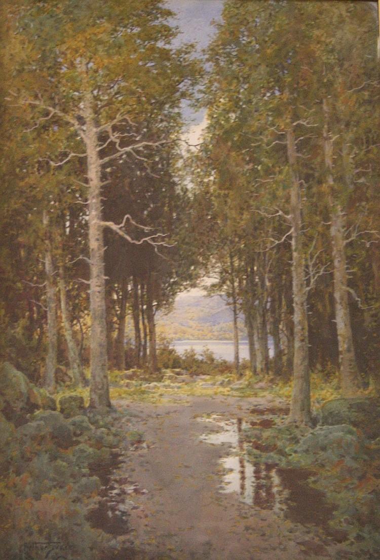 Arthur Suker (1857-1902) -