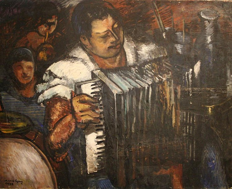 Jose Maria Prim Guyto (Spanish 1907-1973); The