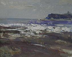 William Dealtry (1915-2008) - oil on board,