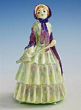 A Royal Doulton figurine 'Biddy', HN1445, by Leslie Harradine, 1930s,