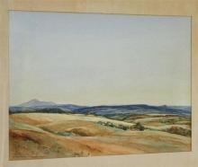 J. L. Matheson (British, second quarter 20th century) ''Braes of Doune''watercolour, signed and inscribed14 x 19½in. (35.5 x 49.5cm.)