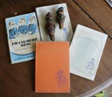 Four comical RAF WW2 books by Anthony Armstrong three with cartoons by 'RAFF',