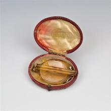 An unusual pair of Edwardian tortoiseshell folding spectacles early 20th century,