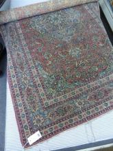 An Isfahan design rug, probably Central Iran,