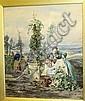 Thomas George Cooper (British, flourished 1857-1896) Hop picking, Thomas George Cooper, Click for value