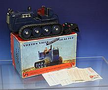 A boxed Victory Industries Vickers Vigor Crawler Tractor 1950s, in 1/16th scale,