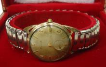 Bulova 10k RGP Wristwatch