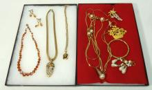 Lot of Good Quality Costume Jewelry