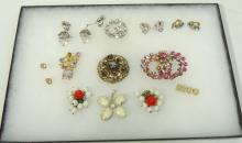 Hematite & Other Costume Jewelry