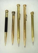5 Mechanical Pens Inc. G.F.