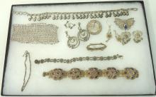 Lot of Nice Costume Jewelry