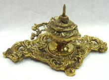 Victorian Style Inkwell