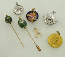 7pc Costume Jewelry