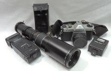 Pentax 35mm Camera & Accessories