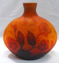 Modern Galle' Pillow Vase