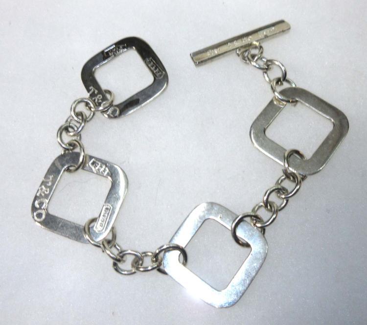Sterling Tiffany Bracelet