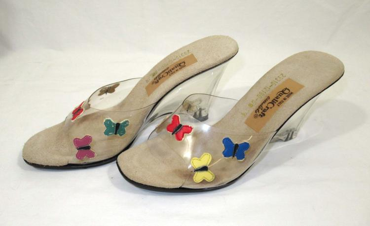 Made In Italy, QualiCraft Butterfly Shoes