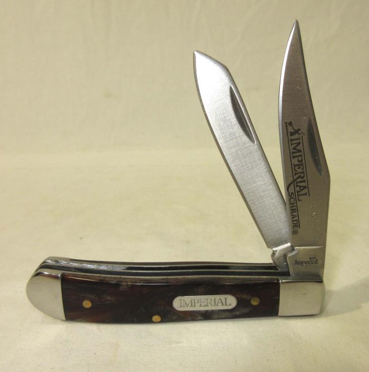 Schrade Imperial Pocket Knife