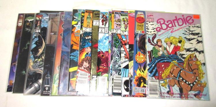 20 New Unread Comic Books