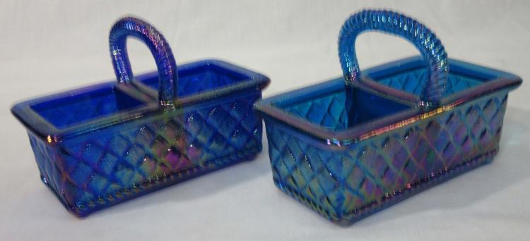 2 Double Salt Baskets