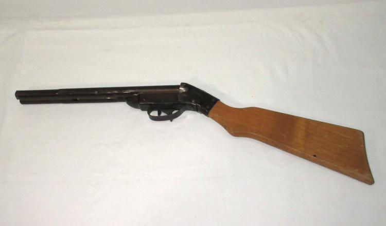 Daisy Double Barrel Cork Gun, Works