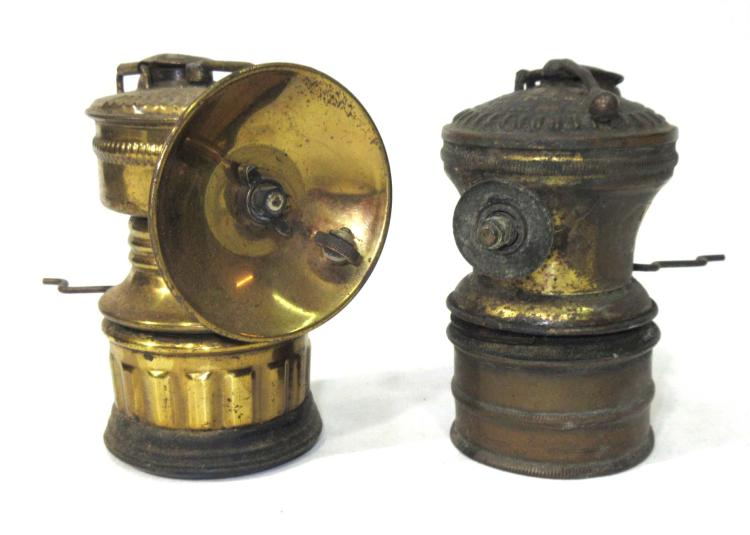 Guy's Dropper Carbide Lamp Complete Plus Another