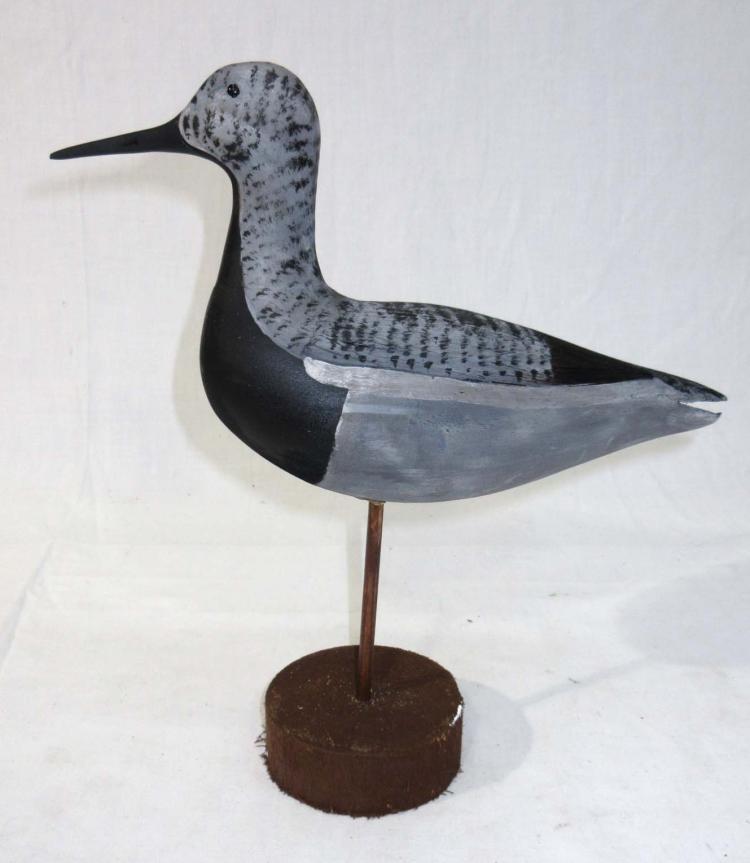 Shore Bird Decoy