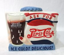 Pepsi Cola Cookie Jar