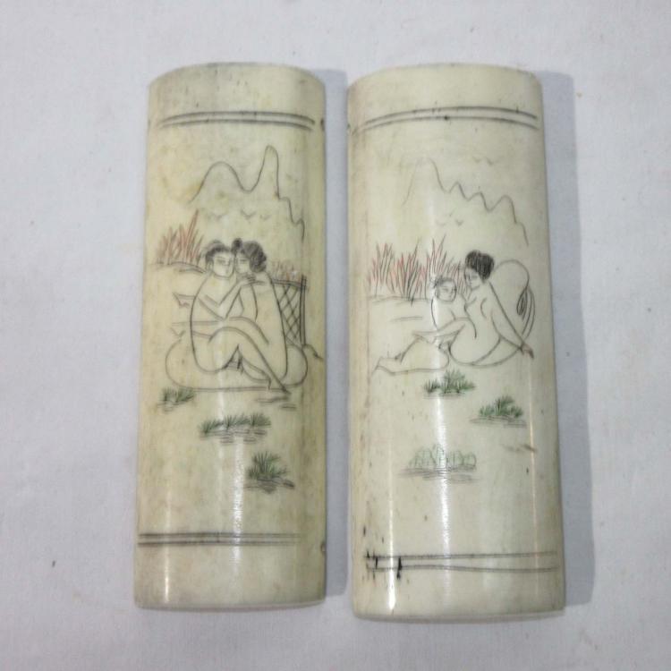 2 Erotic Oriental Items