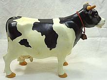 Plastic Cow Toy