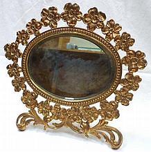 Victorian Ornate Dresser Mirror
