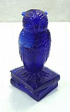 Owl Glass Paper Weight