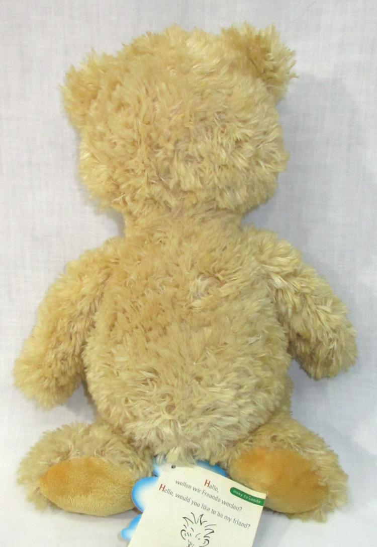 dating steiff toys Dating steiff teddy bears,  in he designed the bear 55pb bears, the world's first stuffed toy bears with moveable arms and legs how to identify steiff bears.