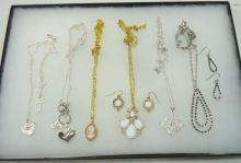 Costume Jewelry Necklaces & Earrings