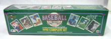 Sealed Box 1990 Upper Deck Baseball Card Set