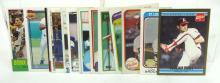 21 H.O.F. & All Star Baseball Cards