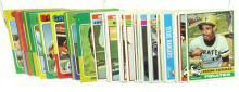56 Topps 1975 & 76 Baseball Cards
