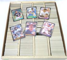 Mint Lot 1987 Donruss Baseball Cards