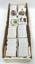 Lg. Lot Mint 1988 Fleer Baseball Cards