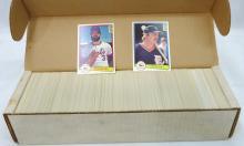 Box Mint 1982 Donruss Baseball Cards