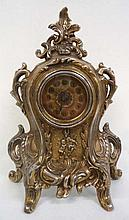 French Clock w/ Cupids