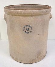 Macomb 6 Gallon Crock